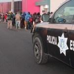 Caravana migrante deja Querétaro y llega a Guanajuato - Foto de  @pcivilqro