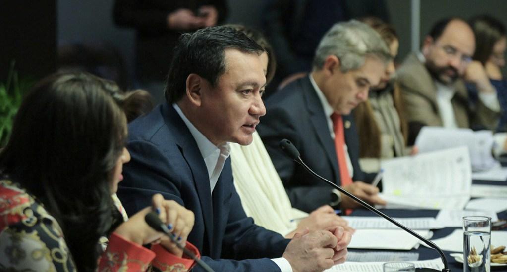 Estrategia de seguridad compromete al Ejército: Osorio Chong. Noticias en tiempo real