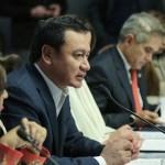 Estrategia de seguridad compromete al Ejército: Osorio Chong - Foto de Twitter Miguel Ángel Osorio Chong