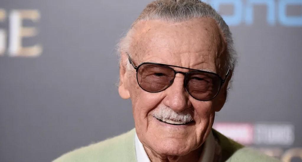 Famosos reaccionan a la muerte de Stan Lee. Noticias en tiempo real