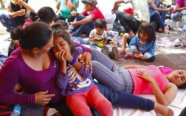 Migrantes que entren al país con rumbo a Estados Unidos serán censados - Foto de Cadena Noticias