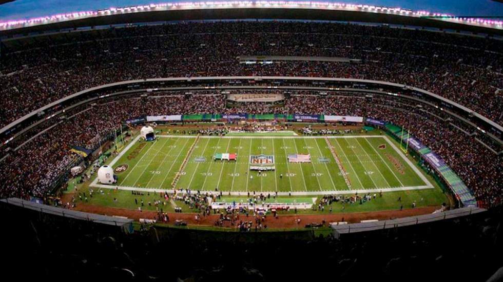 AMLO y NFL acuerdan reagendar partido cancelado para 2019 - Foto de Twitter