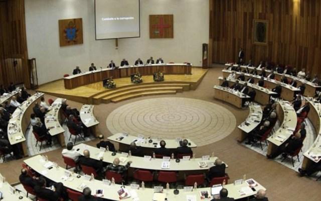 Obispos discutirán sobre violencia y corrupción en plenaria - Foto de Quadratín