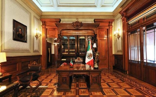 PRI va por revocación de mandato a partir de 2024 - Oficina Presidencial. Foto de SHCP