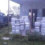 Aseguran 32 paquetes de mariguana en Tamaulipas
