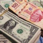 Peso cierra con el mayor retroceso semanal desde noviembre - El peso modera caída frente al dólar por lópez obrador