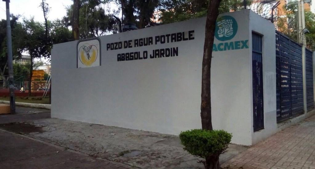 Sin demanada el tinaco de abastecimiento de agua en Cuauhtémoc. Noticias en tiempo real