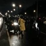 #EnVivo Operativo para liberar la México-Pachuca; lanzan piedras a la PF - Foto de Milenio