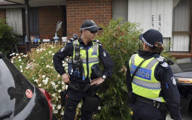 Tres arrestados tras proyecto de presunto atentado en Australia - Foto de AFP