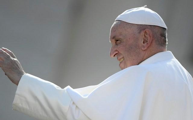 Papa Francisco destaca ejemplo de la Virgen de Guadalupe en misa - Papa Francisco. Foto de AFP / Filippo Monteforte