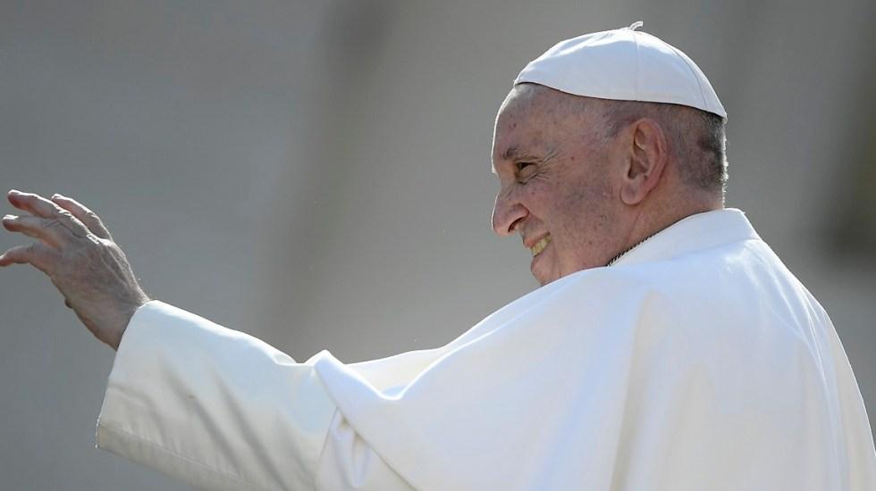 Papa Francisco crea comité organizador para cumbre sobre abuso sexual - Papa Francisco. Foto de AFP / Filippo Monteforte