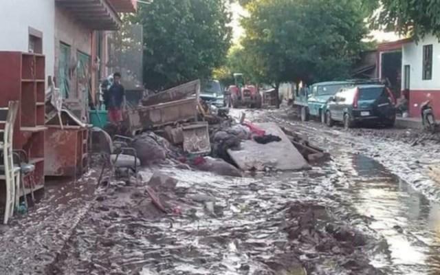 Más de 180 mil personas continúan incomunicadas en Nayarit - incomunicados willa nayarit