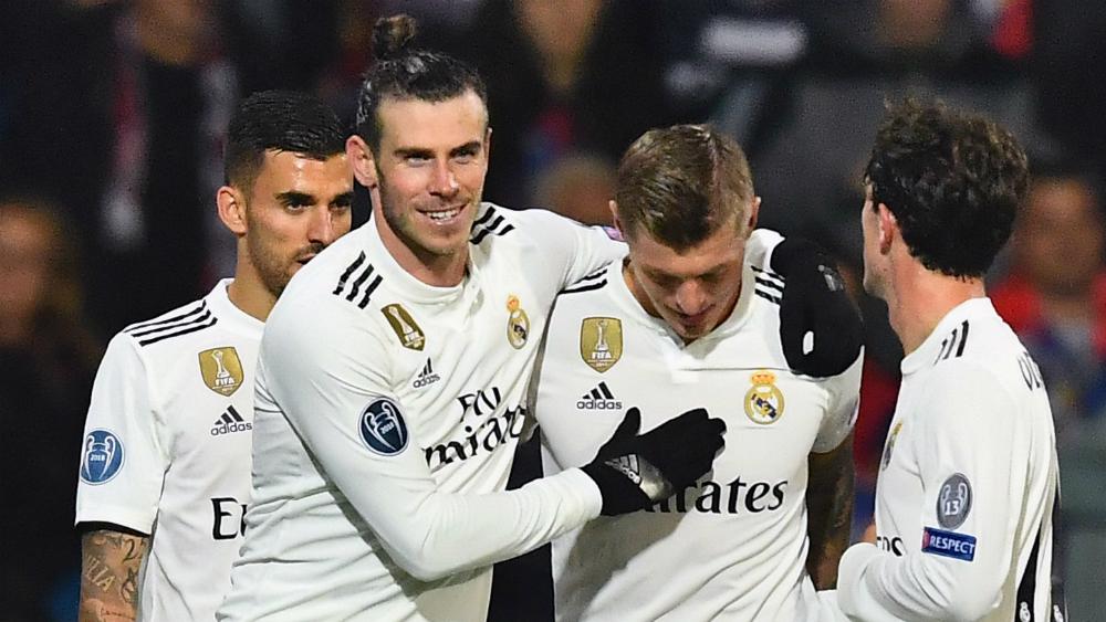 Real Madrid, Roma, City y Bayern muy cerca de octavos en Champions - Foto de AFP
