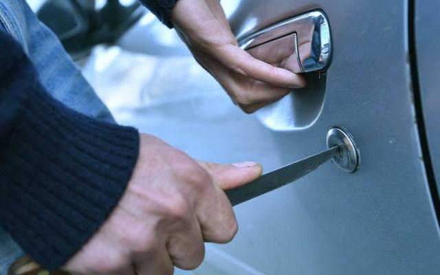 Disminuye 43.3 por ciento robo de autos en la Ciudad de México - Robo de vehículo. Foto de Internet