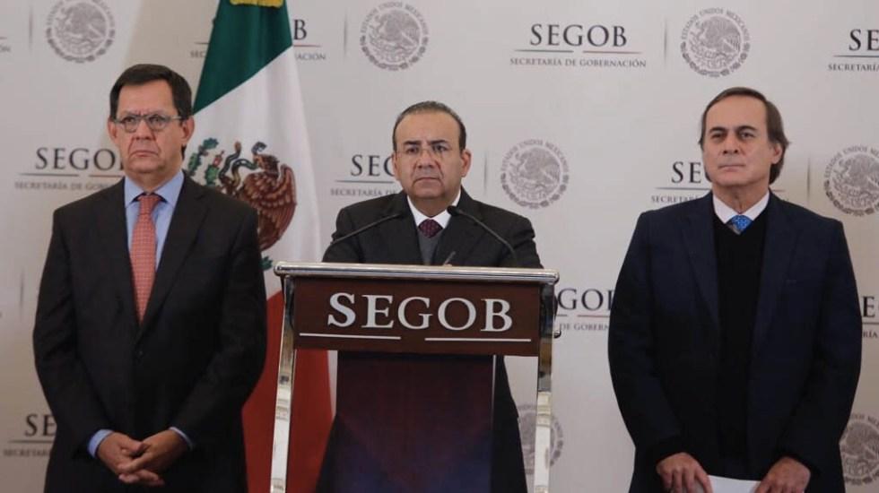 Suman 3 mil 800 solicitudes de refugio de migrantes: Segob - Foto de Segob