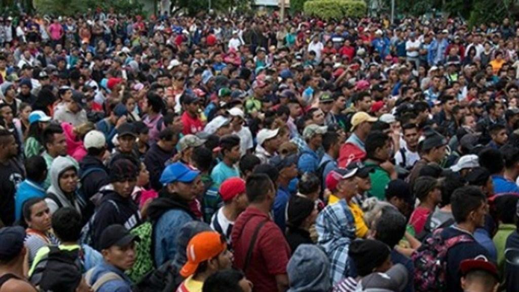 Segunda caravana se dirige al Estadio Cuauhtémoc - segunda caravana se dirige al estadio cuauhtémoc