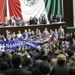 #Video Suspenden por desorden en la Cámara de Diputados - Foto de @CanalCongreso