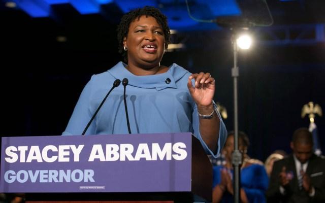 Demócrata Abrams reconoce victoria de su rival en elecciones de Georgia - Foto de Jessica McGowan/GETTY IMAGES NORTH AMERICA/AFP
