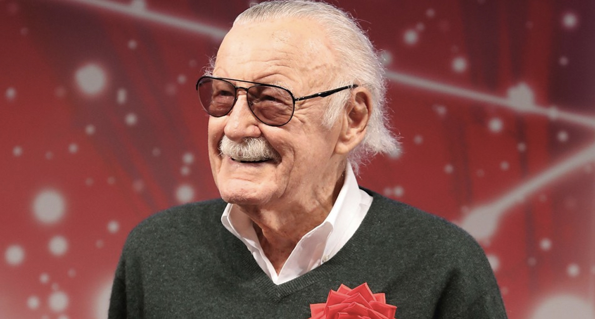 Creador de Marvel Comics — Muere Stan Lee
