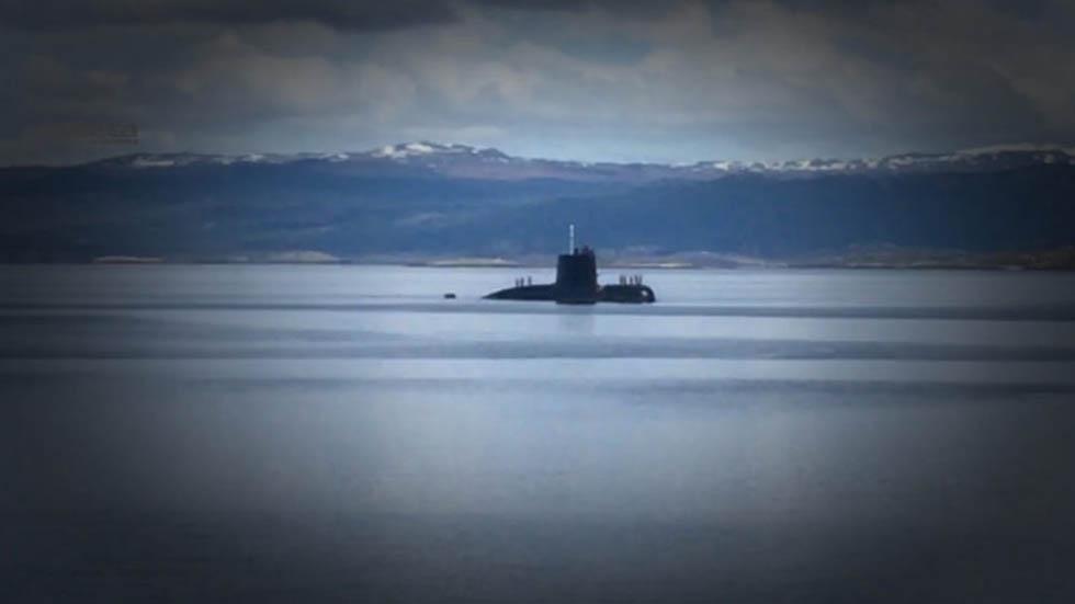 Hallan submarino argentino A.R.A. San Juan desaparecido hace un año. Noticias en tiempo real