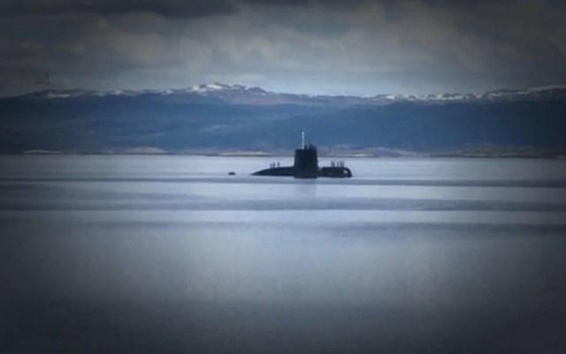 Hallan submarino argentino A.R.A. San Juan desaparecido hace un año - Foto de Armada Argentina