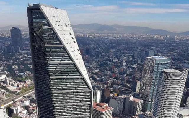 Premian a Torre Reforma como el rascacielos más innovador del mundo - Foto de Internet