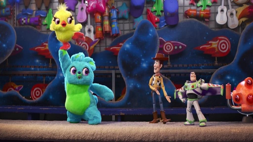 Disney presentó el primer adelanto de 'Toy Story 4'
