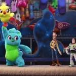 #Video Llega el primer tráiler de Toy Story 4 - Nuevos personajes de Toy Story 4. Captura de pantalla