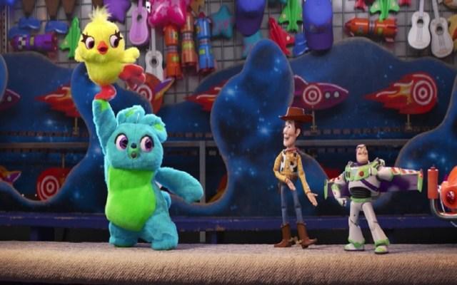 #Video El primer tráiler de Toy Story 4 - Nuevos personajes de Toy Story 4. Captura de pantalla