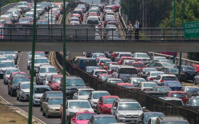 Exposición a ruido del tráfico incrementa riesgo de obesidad - Foto de Milenio