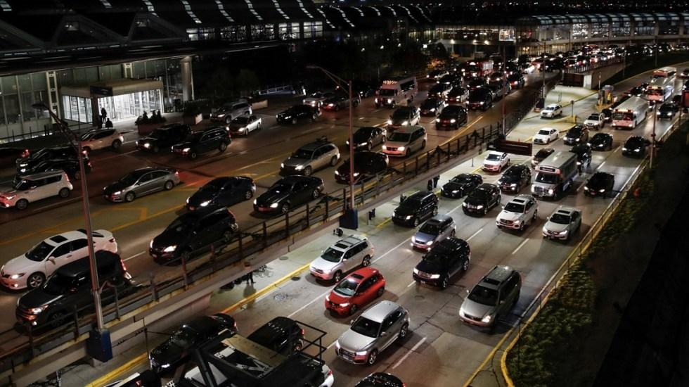 Los grandes problemas de los viajeros en Thanksgiving - Foto de Standard. Co