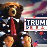 Trumpy Bear, el oso que simula a Donald Trump