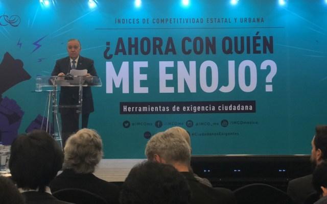 Sigue confianza en México ante cambio de gobierno: Valentín Diez - Valentín Diez Morodo. Foto de @FAJ_IAP