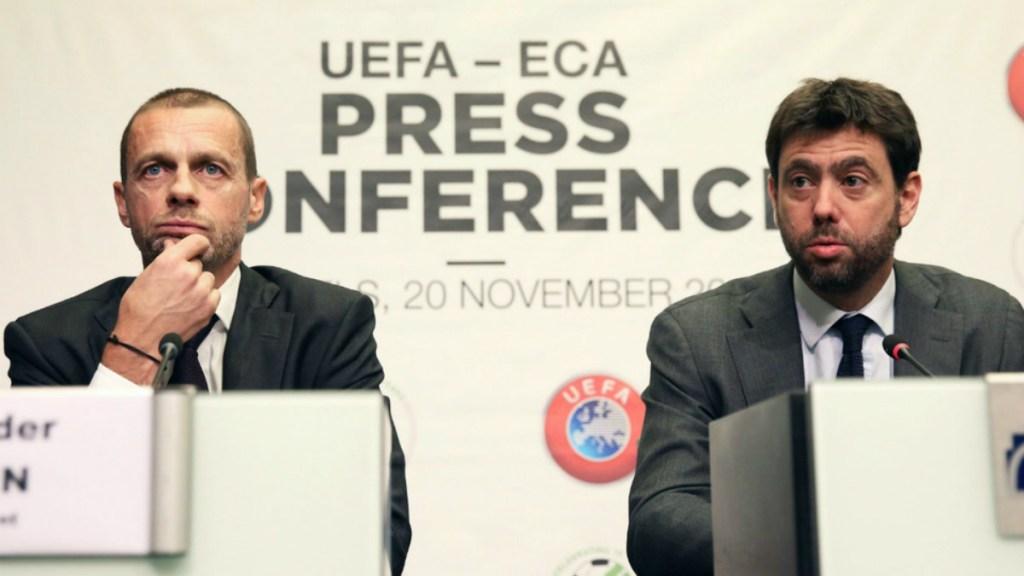 UEFA mantiene posibilidad de utilizar el VAR esta temporada. Noticias en tiempo real