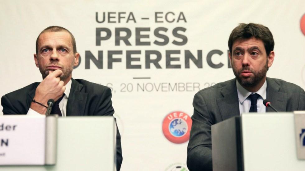 UEFA mantiene posibilidad de utilizar el VAR esta temporada - El VAR podría implementarse a más tardar la próxima temporada
