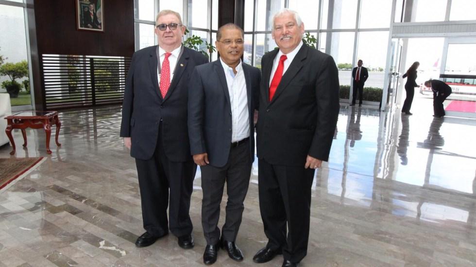 Vicepresidente de El Salvador llega a México para toma de posesión - vicepresidente de el salvador llega a mexico