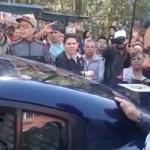 Detienen a Víctor Hugo Romo durante evento en Miguel Hidalgo - Captura de pantalla