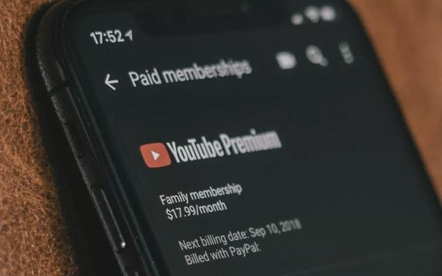 YouTube liberará sus contenidos Premium en 2020 - Foto de CNet