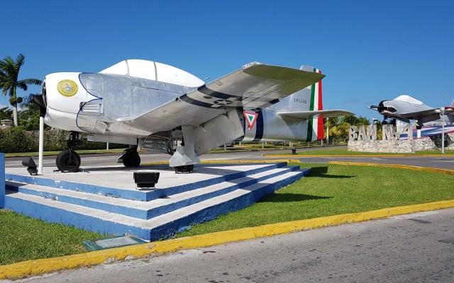 El personaje de Disney que es mascota de la Fuerza Aérea Mexicana - Foto de López-Dóriga Digital.