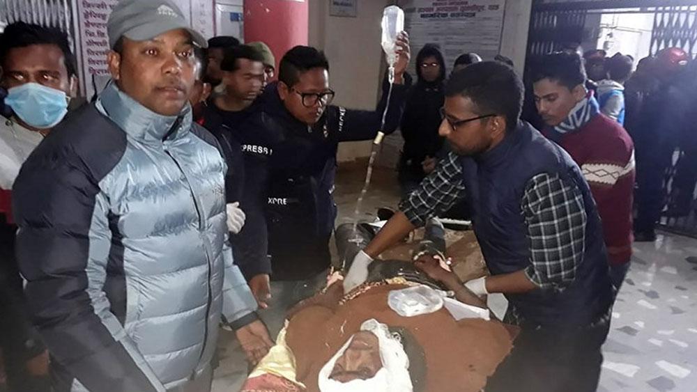 Accidente de autobús escolar deja 23 muertos en Nepal - Foto de AFP