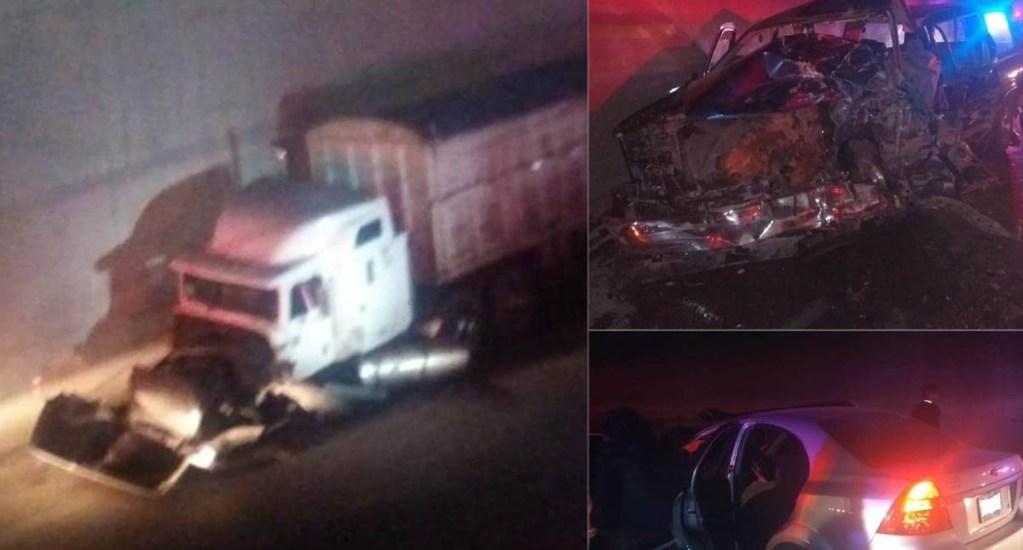Menor muere en accidente vial sobre la Jorobas-Tula. Noticias en tiempo real