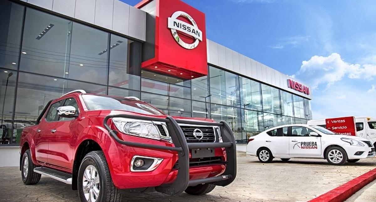 Agencia Nissan. Foto de Internet