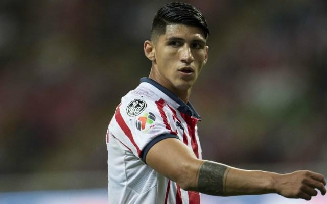 Pulido sufre lesión durante entrenamiento y será baja contra Pumas - Foto de Mexsport