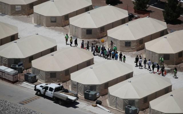 EE.UU. mantiene en custodia a casi 15 mil niños migrantes - Albergues para niños migrantes están al 92 por ciento de su capacidad