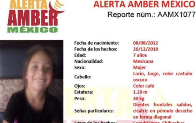 Secuestran a dos hermanas en casa de sus abuelos en Chihuahua - Foto de Alerta Amber