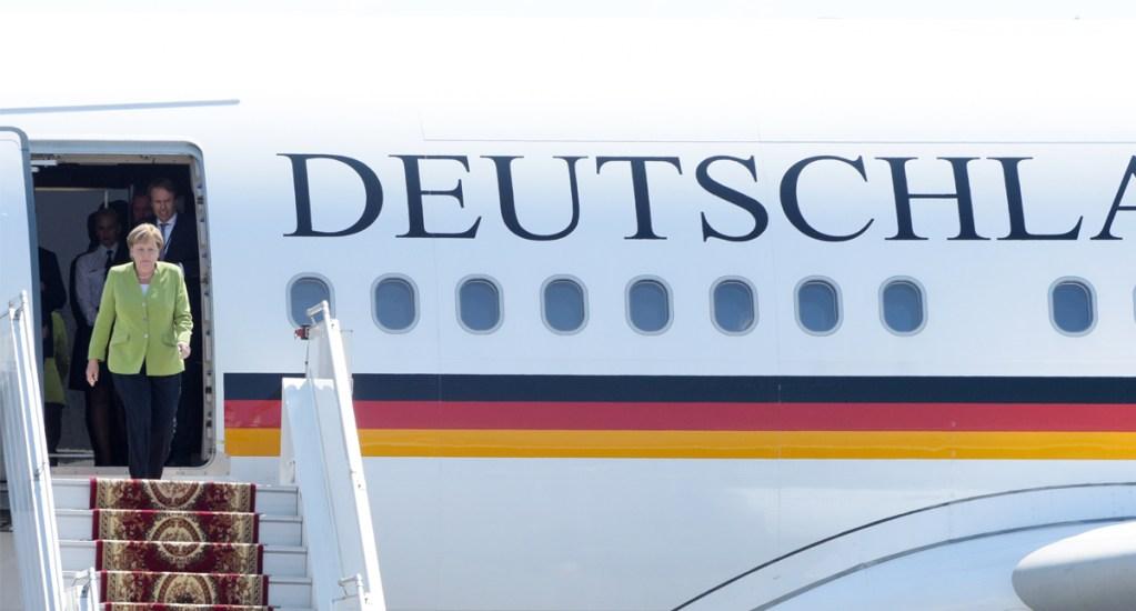 Angela Merkel es la mujer más poderosa del mundo según Forbes - Foto de AFP