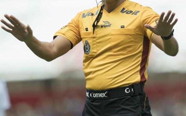 Listos árbitros para semifinales de ida del Apertura 2018 - Foto de Mexsport