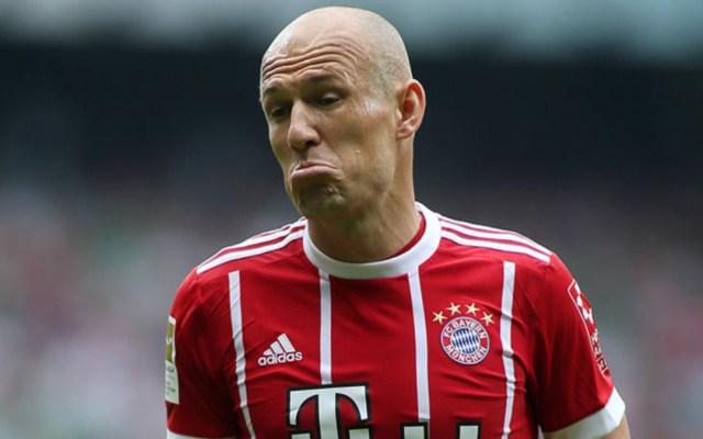 Arjen Robben dejará el Bayern al final de la temporada - Arjen Robben dejará el bayern al final de la temporada