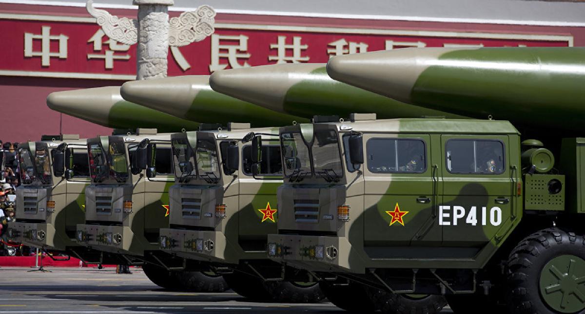 China construye complejo para probar armas nucleares