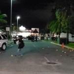 Balacera deja un muerto en zona turística de Cancún - Foto de Quadratín